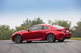 red lexus truck 2015 lexus rc 350 rc f review