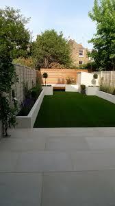 garden flooring ideas lawn garden futuristic small gardens design with high white fence