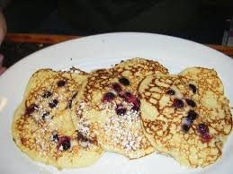 Comfort Diner The Comfort Diner Nyc Lemon U0026 Blueberry Pancakes Picture Of