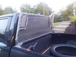 homemade truck cab 1987 pickup diy headache rack yotatech forums