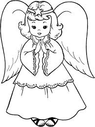 coloring page angel visits joseph coloring page angel affan