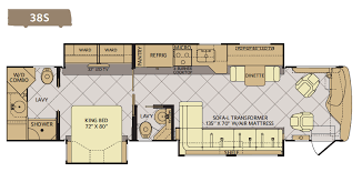 prevost floor plans 2014 fleetwood expedition 38s legacy coach rockwall texas