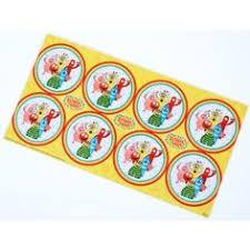 yo gabba gabba sticker sheets 4 birthdayexpress http www