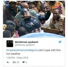 funny memes captain america in nigeria comedy lol naija