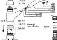 price pfister kitchen faucet parts diagram cusportsclubco