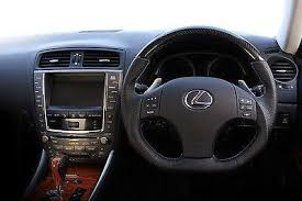 2007 Lexus Is250 Interior Parts U0026 Accessories Car U0026 Truck Parts Interior Steering Wheels