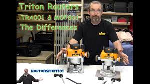 triton routers tra001 u0026 mof001 differences holtonsfixit101 youtube