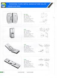 sale china bathroom shower door pivot hinge commercial glass