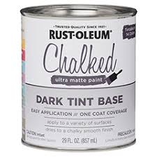 chalked ultra matte paint tint base product page
