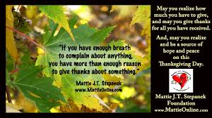 thanksgiving memories poem on being thankful mattie j t stepanek foundation