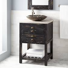 Knotty Pine Vanity Cabinet Benchwright Double Sink Console Wax Pine Finish I 39 M Liking The