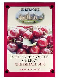 Biltmore Home Decor Biltmore White Chocolate Cherry Cheeseball