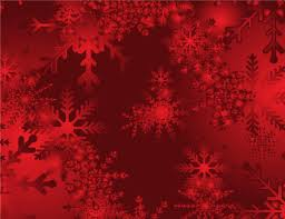 abstract christmas snow on red background vector 123freevectors