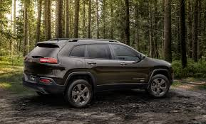 2017 jeep grand cherokee custom jeep rolls out 75th anniversary editions