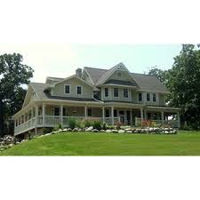 Farmhouse With Wrap Around Porch Craftsman Farm House Wrap Around Porch Craftsman Floor P