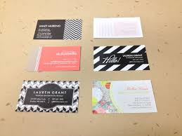 Make A Business Card Easy How To Make A Business Card Cube 12 Steps