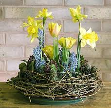 easter flower arrangements daffodil tulips flower arrangement for easter tulips flowers