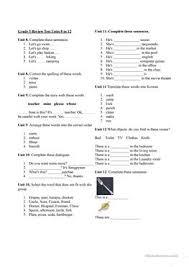19 free esl grade 8 worksheets