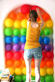 569 best rainbow art party images on pinterest rainbow art