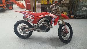 honda crf honda crf 450r 2017 roczen build bike builds motocross forums