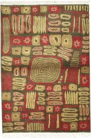 Rugs With Red Accents New Contemporary Modern Area Rug 51060