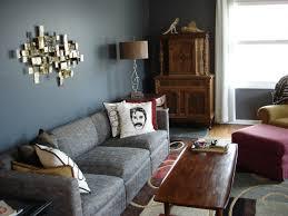 ergonomic living room decoration gray living room set grey leather