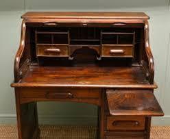Oak Crest Desk Antique Roll Top Desk Value U2014 All Home Ideas And Decor Antique