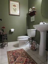 How To Decor Home How To Decorate Powder Room 590