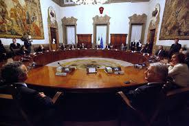 ultimo consiglio dei ministri governo archivi italy