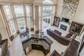 Colonial Open Floor Plans If You Want A House With An Open Floor Plan Newsday