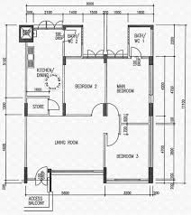 floor plans for upper serangoon road hdb details srx property