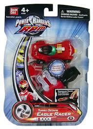 amazon power rangers rpm turbo octane zord red eagle racer
