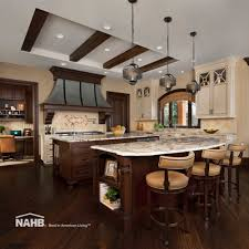 double up u2013 kitchen islands that serve you u2013 best in american living