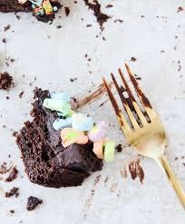 one bowl fudgy whiskey chocolate cake