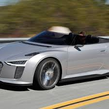 audi e spyder audi s e spyder is a diesel electric hybrid supercar for a