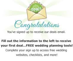 wedding deals wedding planning planning a wedding weddingwire