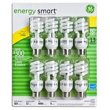 ge energy smart cfl light bulbs 13 watt 60w equivalent ge energy smart 31064 13 watt spiral cfl bulbs 8 pack energy