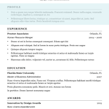 cover letter resume format english resume format english