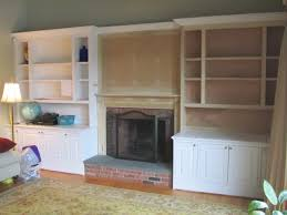 Fireplace Mantels With Bookcases Bookcase Installation Custom Cabinet And Bookcase Design Blog