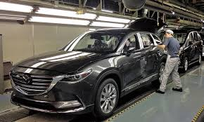 mazda cx 9 mazda combats sales damage with redesigned cx 9 flagship