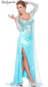 Anna Elsa Halloween Costumes U0027s
