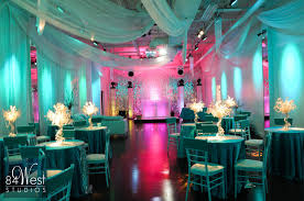 sweet 16 party decorations juli s blue sweet 16 at a9 event space a9 event spacea9