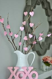 valentines decorations 13 diy s day decorations easy valentines day decor ideas