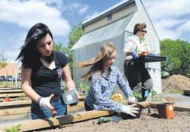 healing in a garden colorado for troubled girls reaps gift