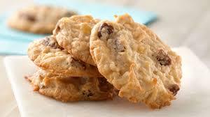 coconut cookie recipes pillsbury com