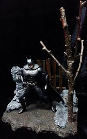 Abandoned Place by Batman Abandoned Place Diorama By Ivanivanov9207 On Deviantart