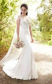wedding gowns couture open back wedding dress martina liana