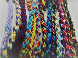 braided friendship bracelet images Braided friendship bracelets handmade shop online on livemaster jpg