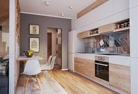 am agement cuisine petit espace cuisines idee amenagement cuisine petit espace blanc bois