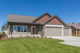 One Level Homes New Construction Neighborhoods Spokane